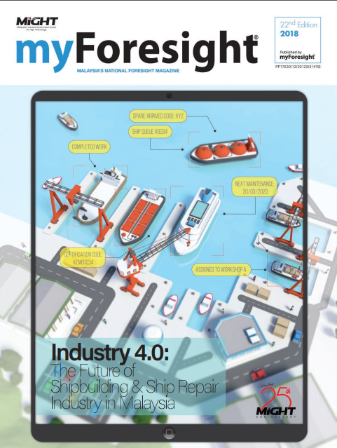 Industry 4.0: The Future of Shipbuilding & Ship Repair Industry in Malaysia